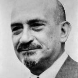 Author Chaim Weizmann