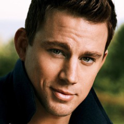 Author Channing Tatum