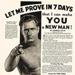 Author Charles Atlas