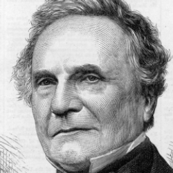 Author Charles Babbage