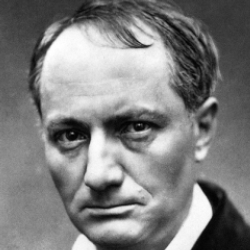 Author Charles Baudelaire