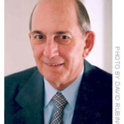 Author Charles Bronfman