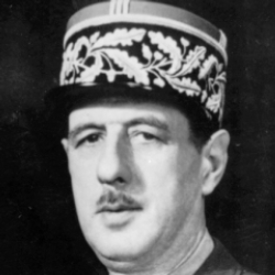 Author Charles de Gaulle