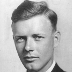 Author Charles Lindbergh