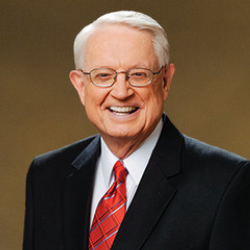 Author Charles R. Swindoll