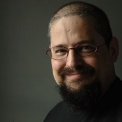 Author Charles Stross