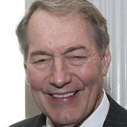 Author Charlie Rose