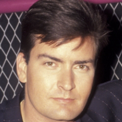 Author Charlie Sheen
