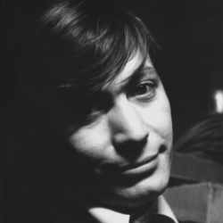 Author Charlie Watts