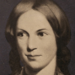 Author Charlotte Bronte