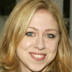Author Chelsea Clinton