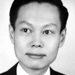Author Chen Ning Yang
