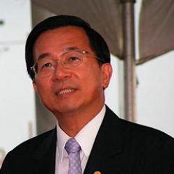 Author Chen Shui-bian