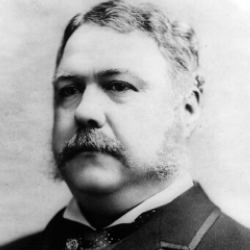 Author Chester A. Arthur