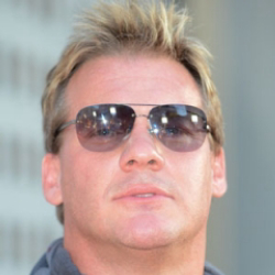 Author Chris Jericho