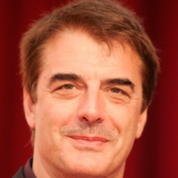 Author Chris Noth