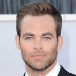 Author Chris Pine