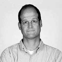 Author Chris Ware