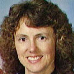 Author Christa McAuliffe