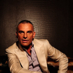 Author Christian Audigier