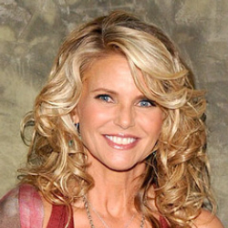 Author Christie Brinkley