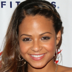 Author Christina Milian