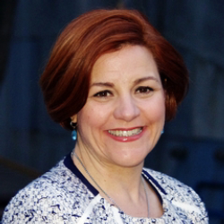 Author Christine Quinn