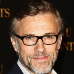 Author Christoph Waltz