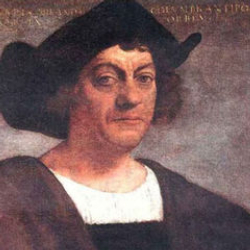 Author Christopher Columbus