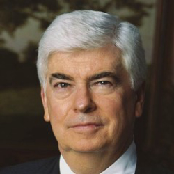 Author Christopher Dodd