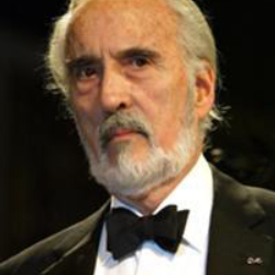 Author Christopher Lee