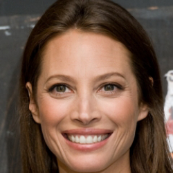 Author Christy Turlington