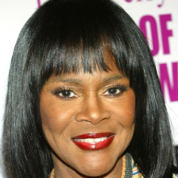 Author Cicely Tyson