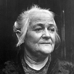 Author Clara Zetkin