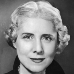 Author Clare Boothe Luce