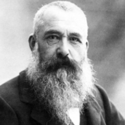 Author Claude Monet