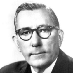 Author Claude Pepper