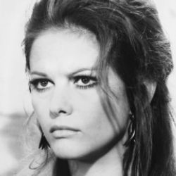 Author Claudia Cardinale