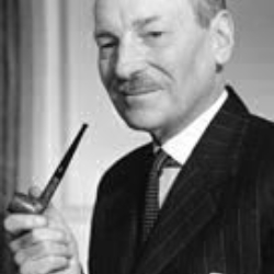 Author Clement Attlee
