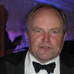 Author Clive Anderson