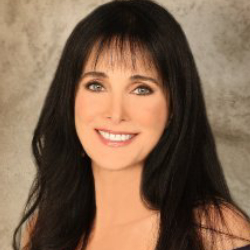 Author Connie Sellecca