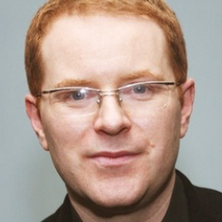 Author Conor McPherson