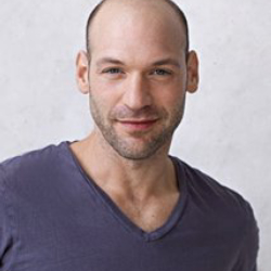 Author Corey Stoll