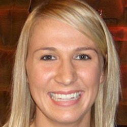 Author Courtney Vandersloot
