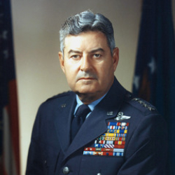 Author Curtis LeMay