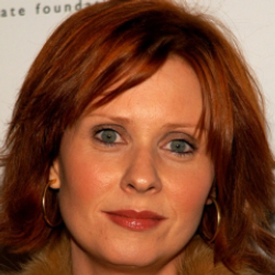 Author Cynthia Nixon