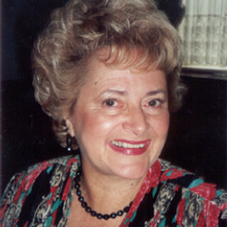 Author Cynthia Payne