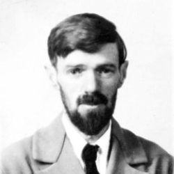 Author D. H. Lawrence