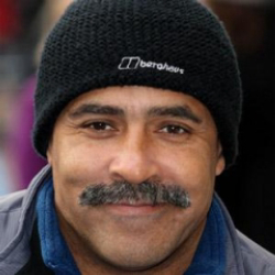 Author Daley Thompson