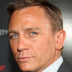 Author Daniel Craig